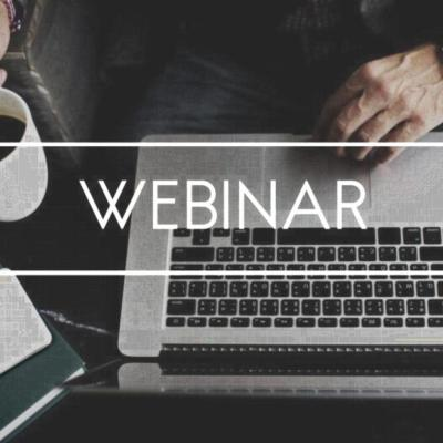 August 2020 Professional Development Workshop Webinar