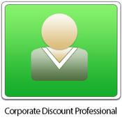Corporate Discount Professional - (New Membership)